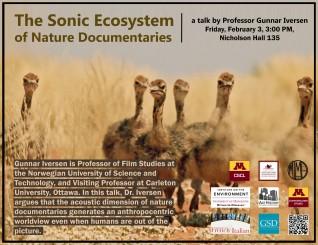 sonic ecosystems gunnar iversen